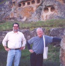 Peter & Bob In Peru2.jpg (37527 bytes)